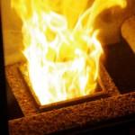 ペレットストーブの着火ヒーター